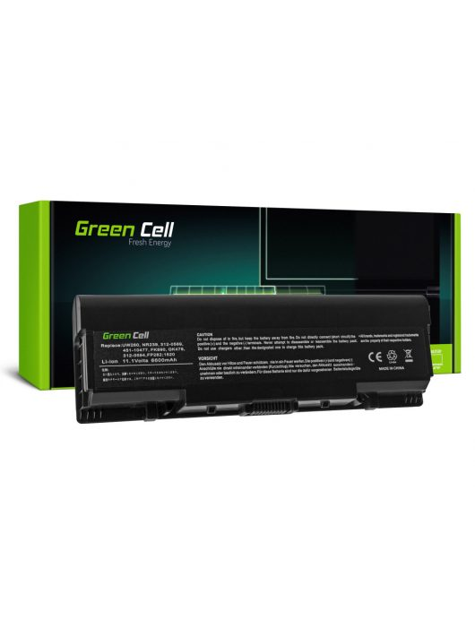 Green Cell Laptop akkumulátor / akku Dell Inspiron 1500 1520 1521 1720 Vostro 1500 1521 1700