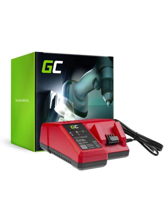 Green Cell Kéziszerszám akkumulátor / akku töltő Milwaukee M18TM M12IR 2306 2310 2572B M18 B C12 B