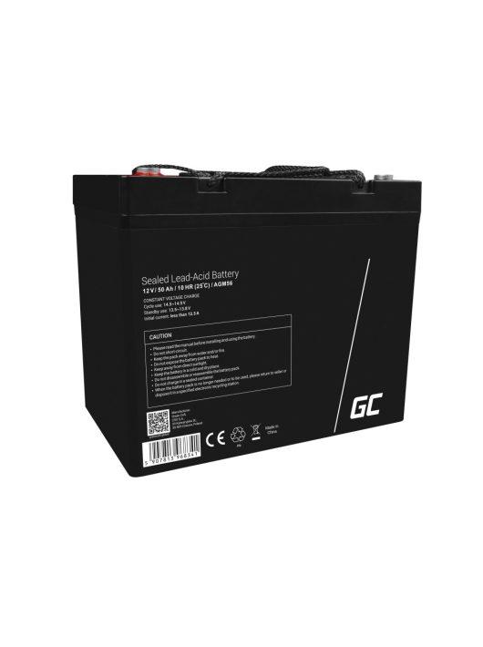 AGM akkumulátor/akku 12V 50Ah AGM56
