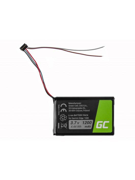 GPS akkumulátor / akku GPS Garmin Edge 1000 Garmin 010-01161-00, Li-Ion 1200mAh 3.7V