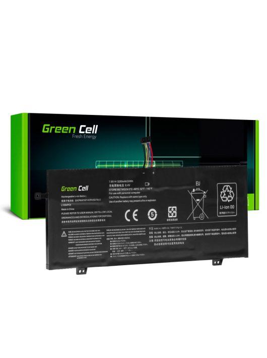 Laptop akkumulátor / akku L15L4PC0 L15M4PC0 L15M6PC0 L15S4PC0 Lenovo V730 V730-13