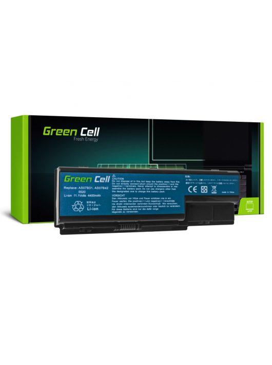 Green Cell Laptop akkumulátor / akku Acer Aspire 7720 7535 6930 5920 5739 5720 5520 5315 5220