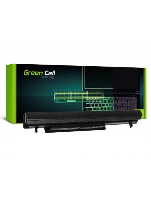 Green Cell Laptop akkumulátor / akku Asus K56 K56C K56CA K56CB K56CM K56CM K56V S56 S405