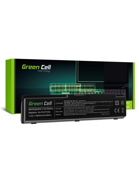 Green Cell Laptop akkumulátor / akku Samsung N310 NC310 X120 X170 7.4V
