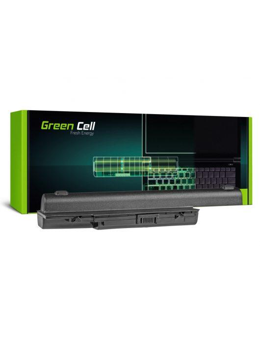 Green Cell Laptop akkumulátor Acer Aspire 7720 7535 6930 5920 5739 5720 5520 5315 5220 6600mAh