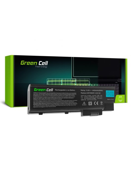 Laptop akkumulátor / akku Acer TravelMate 2301WLMi 2313NL Aspire 1640 3000 3500 5000 Extensa 3000 6600