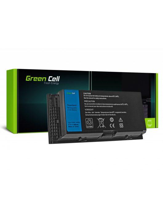 Green Cell Laptop akkumulátor / akku Dell Precision M4600 M4700 M4800 M6600 M6700 M6800