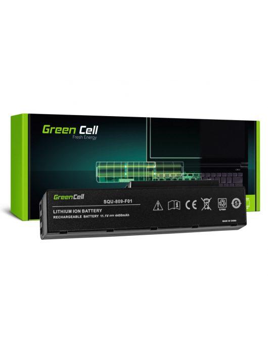 Green Cell Laptop akkumulátor / akku Fujitsu Li3710 Li3910 Pi3560 Pi3660