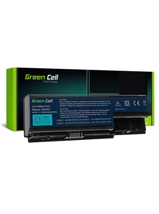 Green Cell Laptop akkumulátor / akku Acer Aspire 7720 7535 6930 5920 5739 5720 5520 5315 5220 14.8V