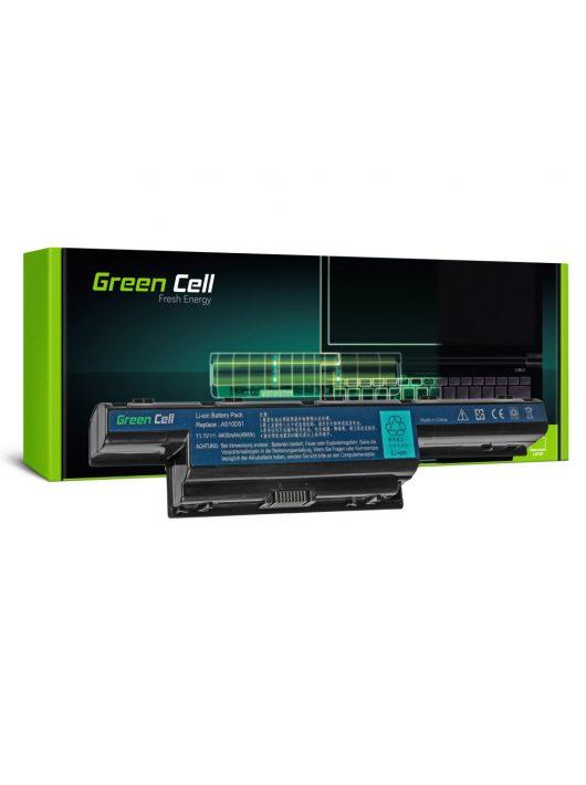 Green Cell Laptop akkumulátor / akku Acer Aspire 5733 5741 5742 5742G 5750G E1-571 TravelMate 5740 5742