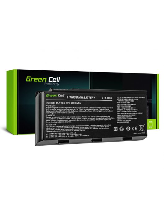 Laptop akkumulátor / akku MSI GT60 GX660 GX780 GT70 Dragon Edition 2 MS10