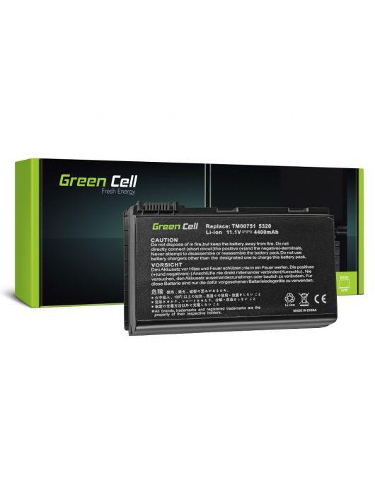 Green Cell Laptop akkumulátor / akku Acer TravelMate 5220 5520 5720 7520 7720 Extensa 5100 5220 5620 5630 11.1V