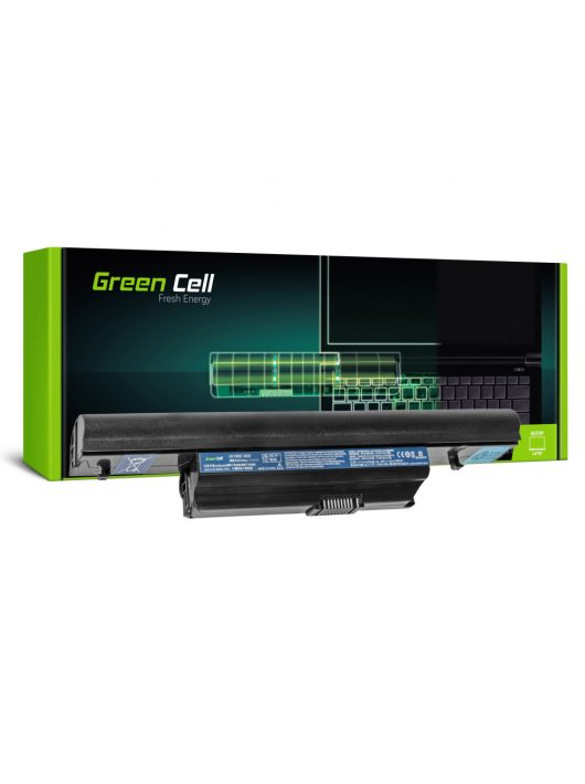 Laptop akkumulátor / akku AS10B75 AS10B31 Acer Aspire 5553 5625G 5745 5745G 5820T 5820TG 7250 7739 7745