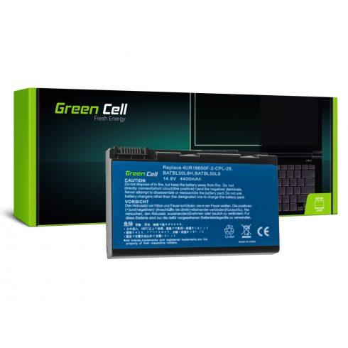 Laptop akkumulátor BATBL50L6 Acer Aspire 3100 3690 5010 5100 5610 5630