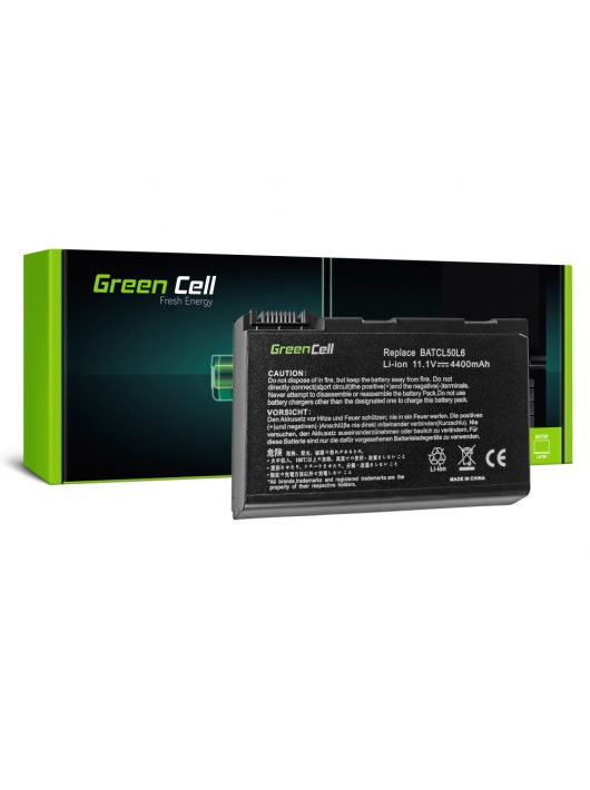Laptop akkumulátor / akku BATBL50L6 Acer Aspire 3100 3690 5010 5100 5610 5630