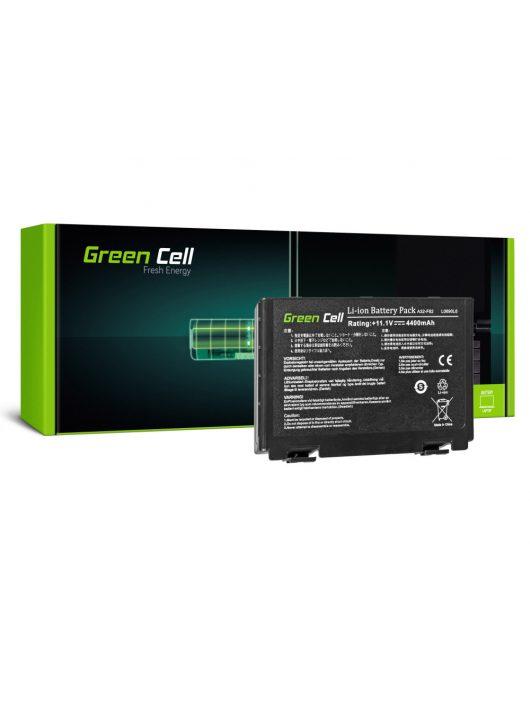 Green Cell Laptop akkumulátor / akku Asus K40 K50 K50AB K50C K51 K51AC K60 K70 X70 X5DC