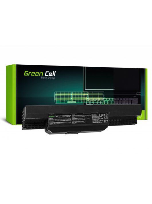 Green Cell Laptop akkumulátor / akku Asus K53 K53E K53S K53SV X53 X53S X53U X54 X54C X54H