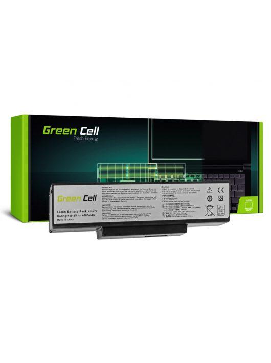 Green Cell Laptop akkumulátor / akku Asus N71 K72 K72J K72F K73SV N71 N73 N73S N73SV X73S