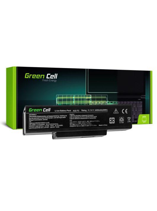 Green Cell Laptop akkumulátor / akku Asus F2 F2J F3 F3S F3E F3F F3K F3SG F7 M51