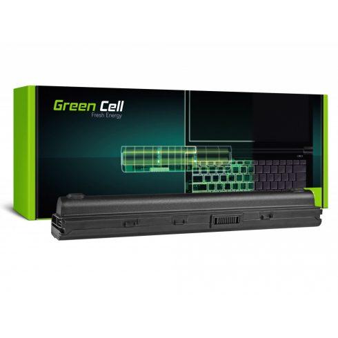 Green Cell Laptop akkumulátor Asus K52 K52J K52F K52JC K52JR K52N X52 X52J A52 A52F