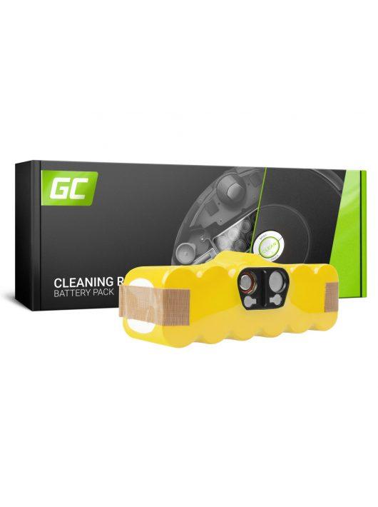 Green Cell akkumulátor / akku iRobot Roomba 510 530 540 550 560 570 580 610 620 625 760 770 780