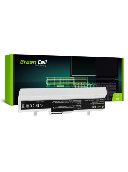 Green Cell Laptop akkumulátor / akku Asus Eee-PC 1001 1001P 1001PX 1001PXD 1001HA 1005 1005P 1005PE 1005H 1005HA
