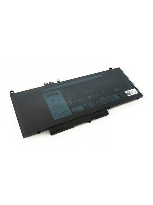 7V69Y Dell gyári eredeti 62 Whr 4 cellás akkumulátor Dell Latitude E5470 E5570 TXF9M 79VRK K3JK9 6MT4T
