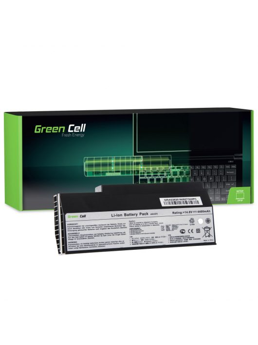 Green Cell Laptop akkumulátor / akku Asus G53 G53SW G73 G73J G73JH G73JW