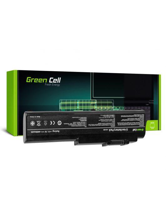 Green Cell Laptop akkumulátor / akku Asus N50 N50V N50VC N50VN N50TP N51