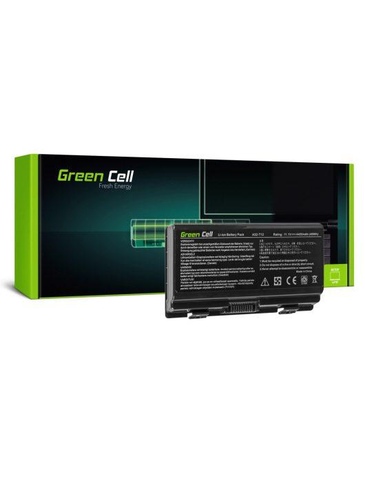 Green Cell Laptop akkumulátor / akku Asus X51 X51C X51H X51L X51R X51RL X58 X58L