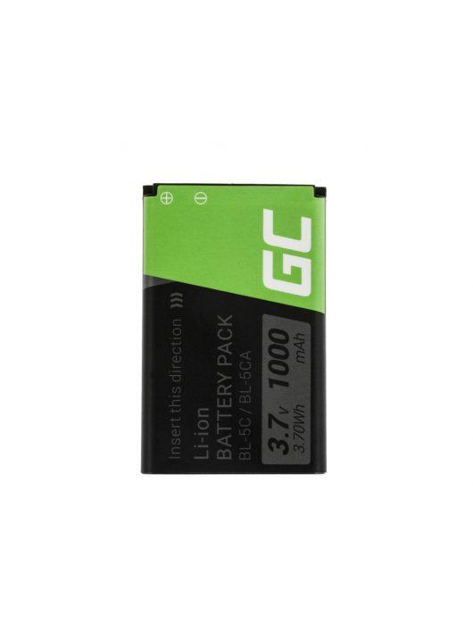 Green Cell Telefon akkumulátor / akku Nokia 1200 1800 2600 3610 6600 E50 N91