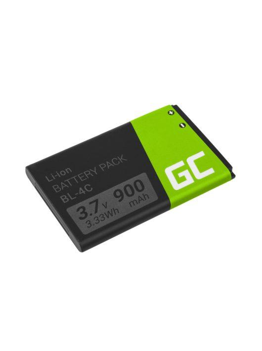 Smartphone akkumulátor / akku Nokia 5100 6100 6103 6300 7200 BP12