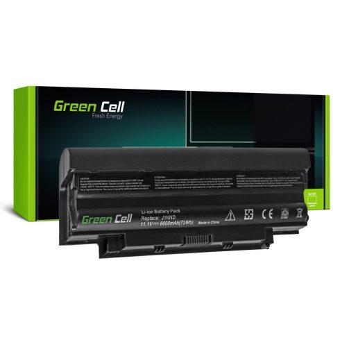 Green Cell Laptop akkumulátor Dell Inspiron 15 N5010 15R N5010 N5010 N5110 14R N5110 3550 Vostro 3550