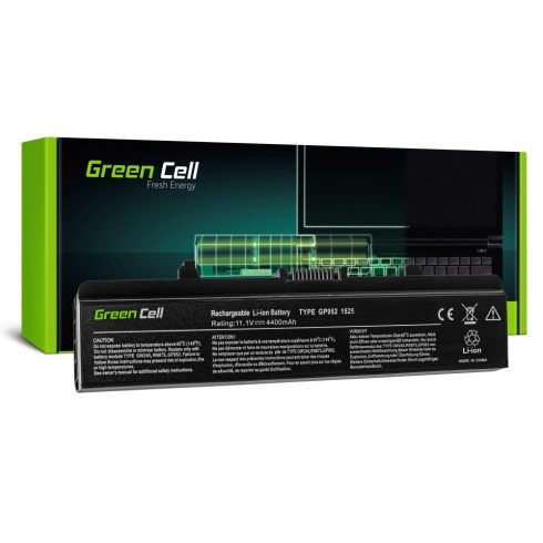 Green Cell Laptop akkumulátor Dell Inspiron 1525 1526 1545 1546 PP29L PP41L Vostro 500