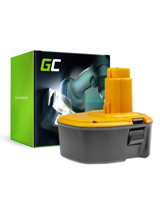 Green Cell Kéziszerszám akkumulátor / akku DeWalt DC551KA DW931K