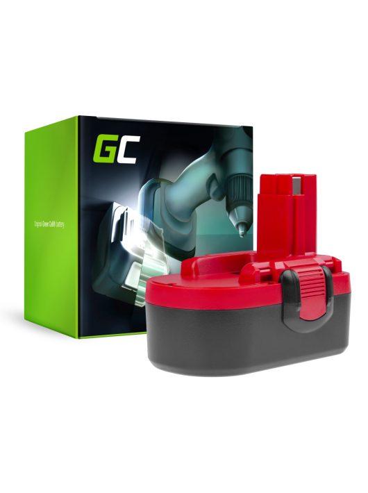 Green Cell Kéziszerszám akkumulátor / akku Bosch PSR 18VE-2 GSB 18VSE-2 GSR18V 18V