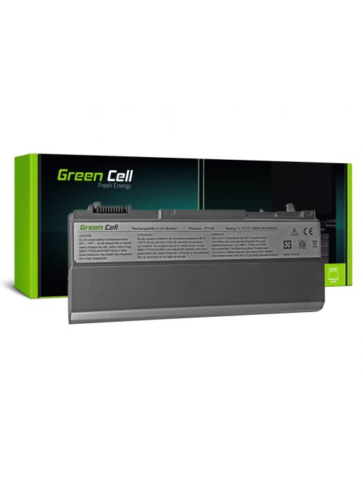 Green Cell Laptop akkumulátor / akku Dell Latitude E6400 E6410 E6500 E6510 E6400 ATG E6410 ATG Dell Precision M2400 M4400 M4500