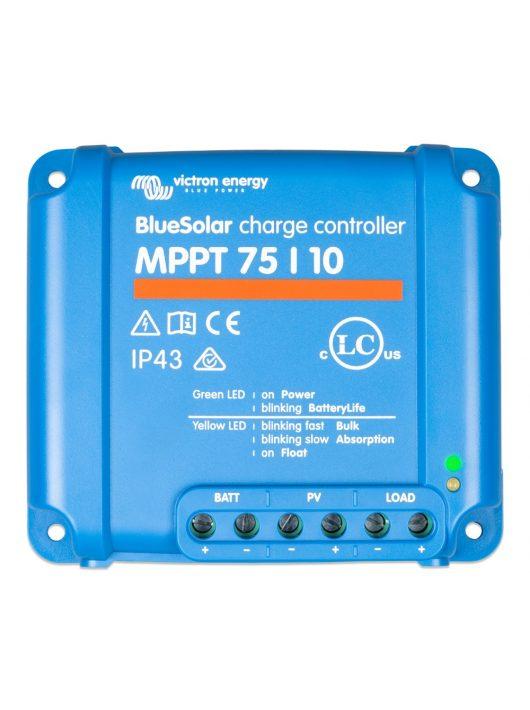 Victron Energy BlueSolar MPPT 75/15 12V / 24V 15A napelemes töltésvezérlő