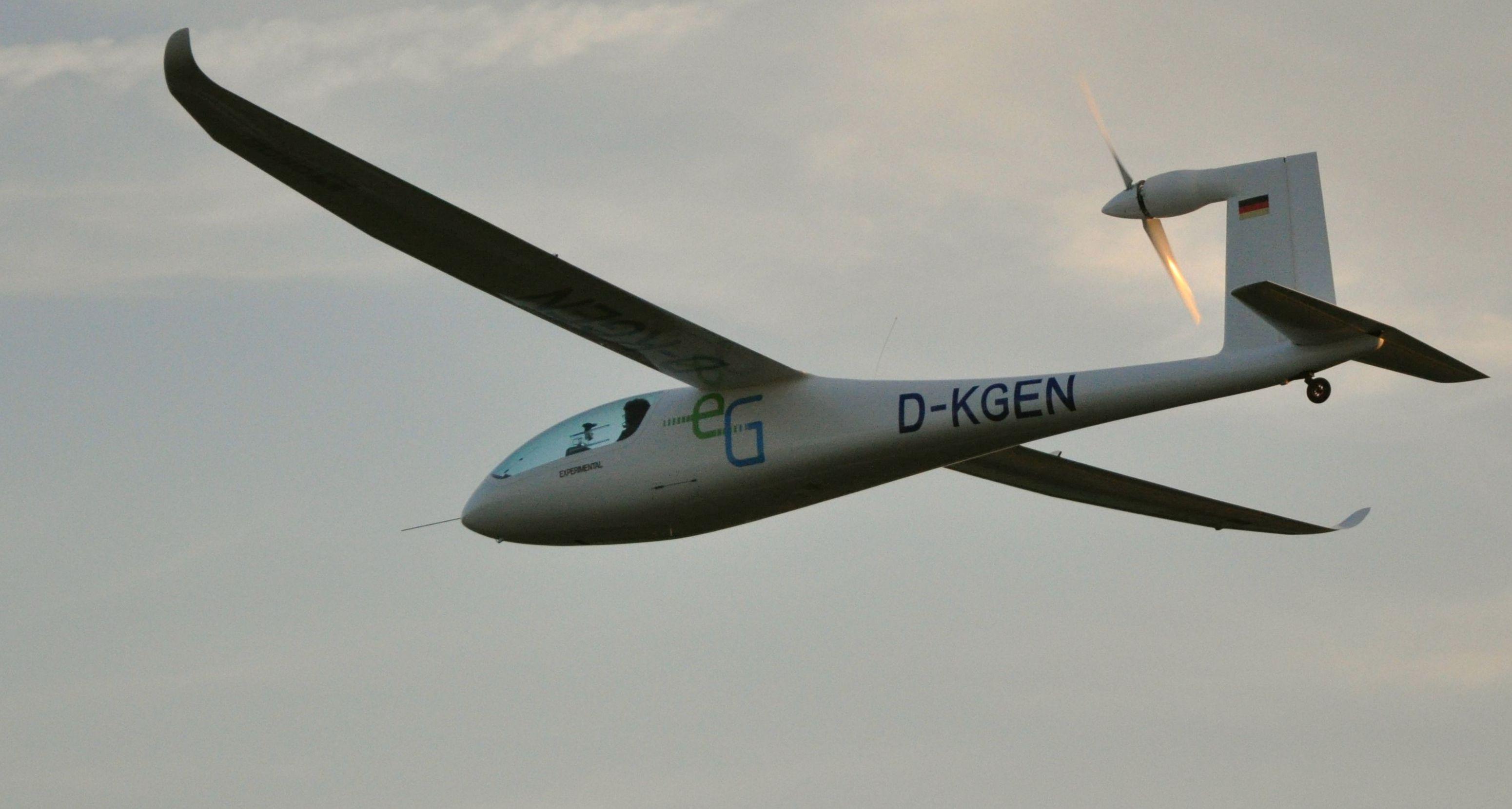 Elektromos repülőgépek