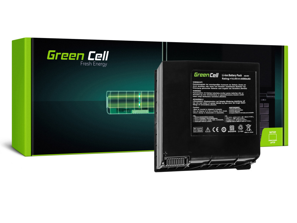 Green Cell Laptop akkumulátor / akku A42-G74 G74 G74S G74J G74JH G74SX