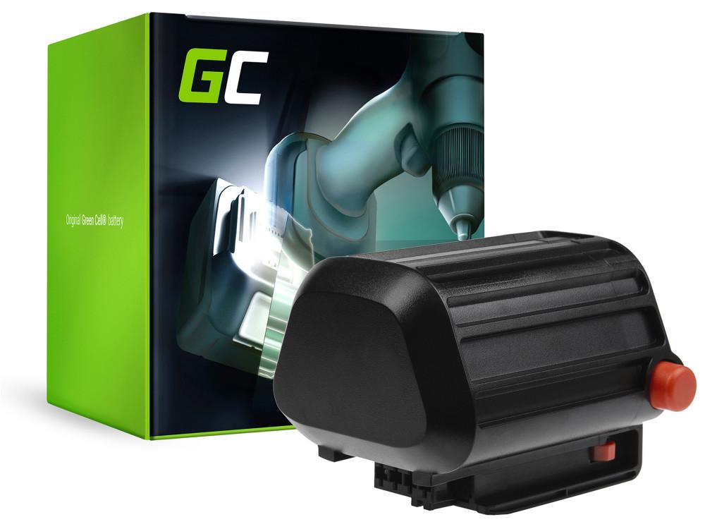 Green Cell Kéziszerszám akkumulátor / akku Gardena BLi-18 8866 Li-18/50 TCS Li-18/20 18V 2.5Ah