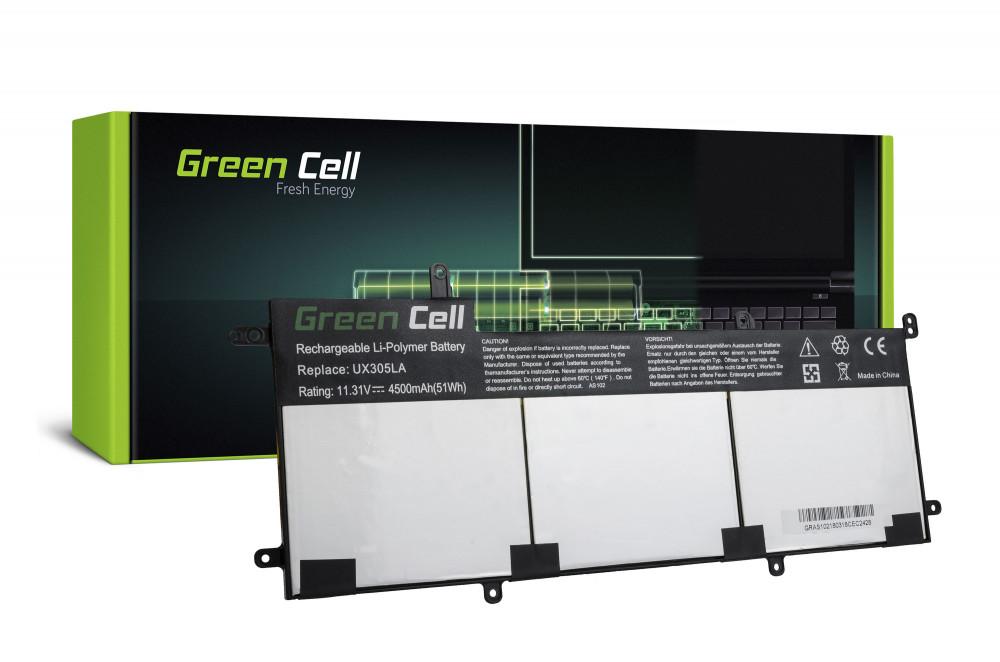 Green Cell akkumulátor / akku C31N1428 Asus Zenbook UX305L UX305LA UX305U UX305UA