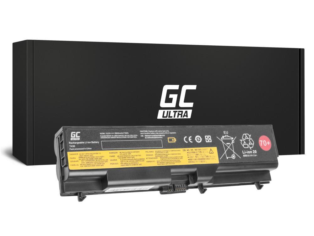 Green Cell Ultra akkumulátor / akku 45N1001 Lenovo ThinkPad L430 T430i L530 T430 T530 T530i